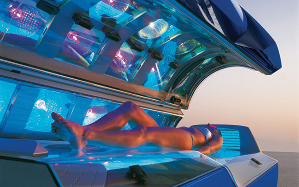 New Tanning Beds